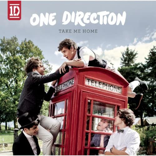 download one direction take me home full album mp3