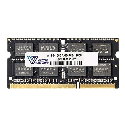 WOSOSYEYO DDR3 1600AMD 8G Computadora de Escritorio Memory ...