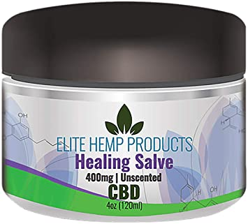 Elite Products International Healing Salve - Relaxing, Pain Relief, Stress  & Anxiety Relief,