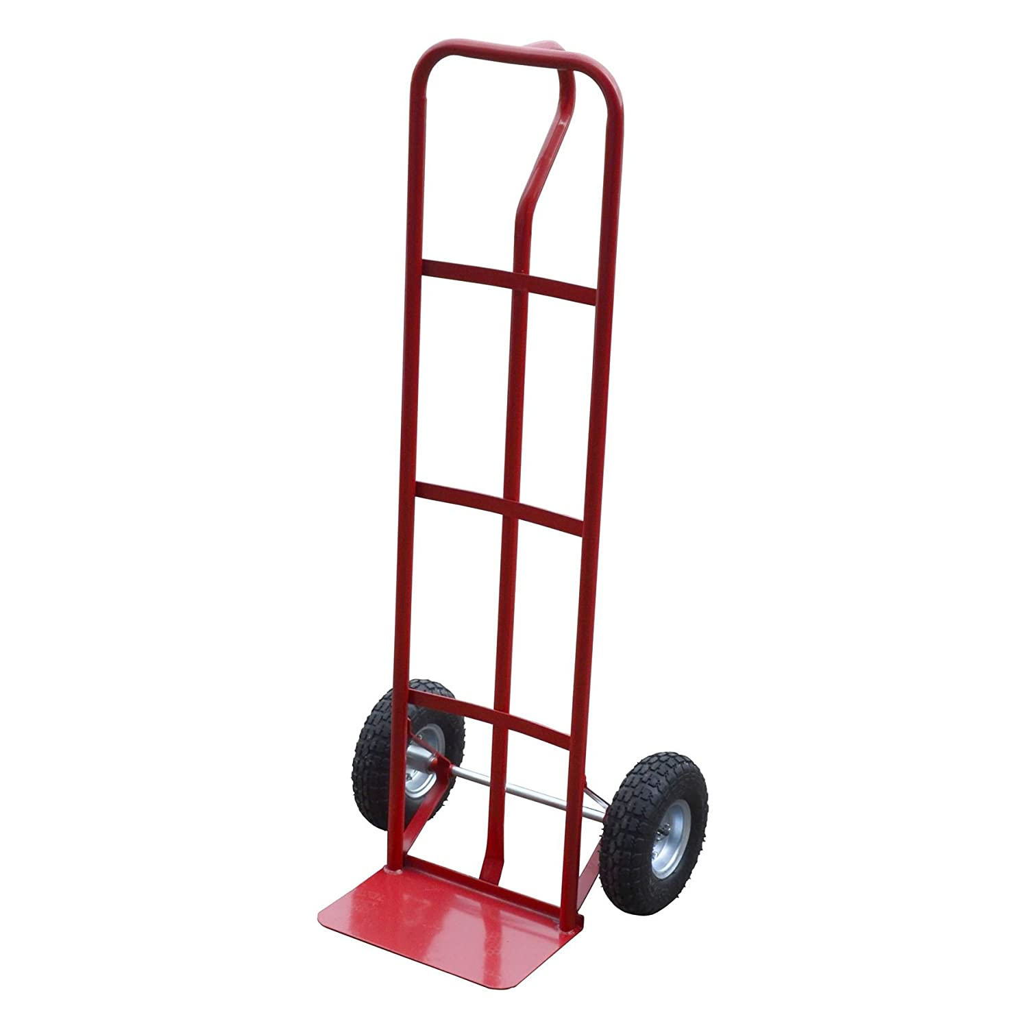 Sack Truck 600lb with Pneumatic Wheels