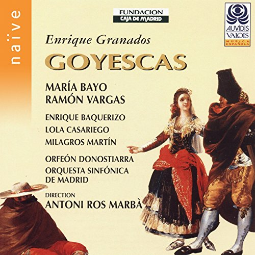 Goyescas, Act I, Scene 1: El Pelele (Paquiro)