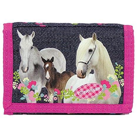 maxi mini chevaux porte monnaie portefeuille ide cadeau cheval poney horses - Cadeau Cheval
