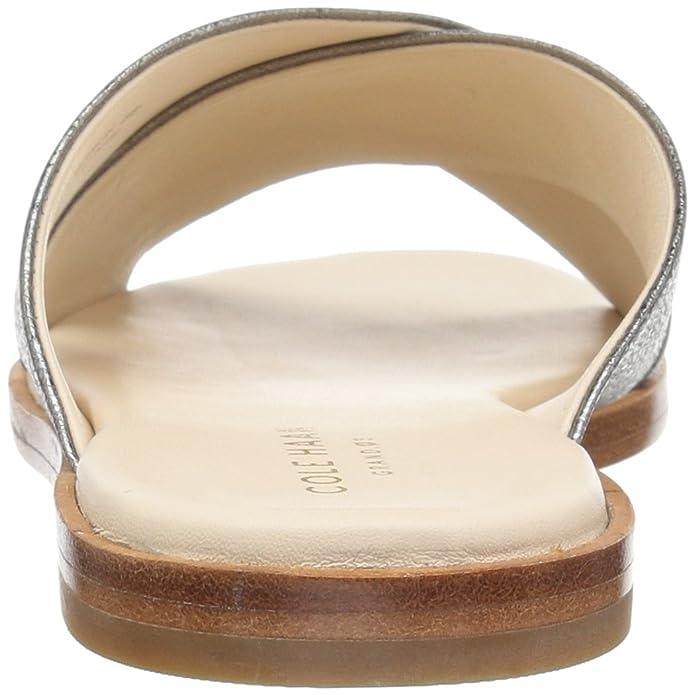 0b5731f187b Amazon.com  Cole Haan Women s Anica Criss Cross Sandal Slide  Shoes