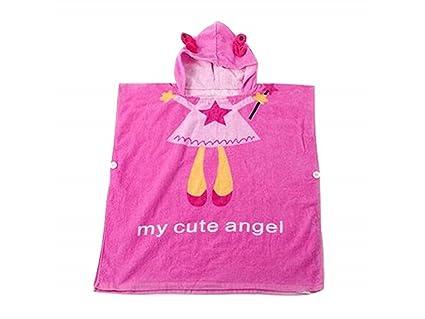 Rosetreee Facecloth cómodo Impresión de Dibujos Animados bebé con ...