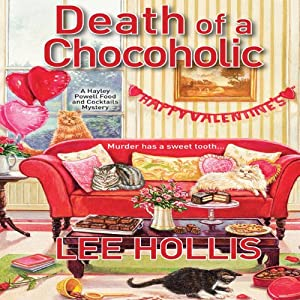 Death of a Chocoholic Audiobook