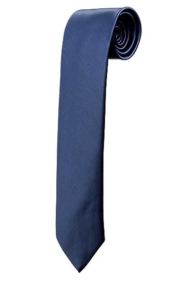 Oh La Belle Cravate Corbata (azul oscuro satén Design disfraz ...