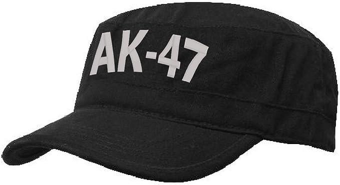 Arm/ée Casquette de Baseball Bonnet Chapeau Cuba Castro Russian Star AK-47Hat Cadet COMBAT MILITAIRE