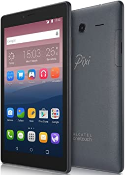 Alcatel Pixi 4 - Tablet de 7 HD (WiFi/3G, Procesador QuadCore ...