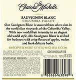 Chateau Ste. Michelle Sauvignon Blanc, 750 ml