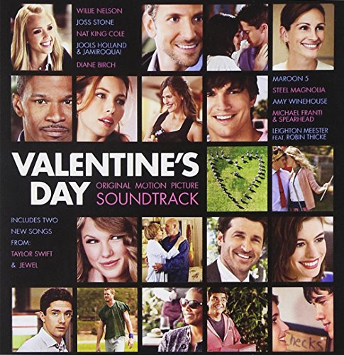 Various Artists Valentine S Day Original Motion Picture