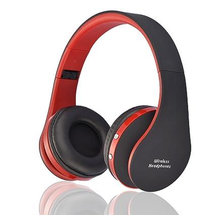 Amazon com: AlexGT Wireless Bluetooth Headphones, Over-Ear Stereo