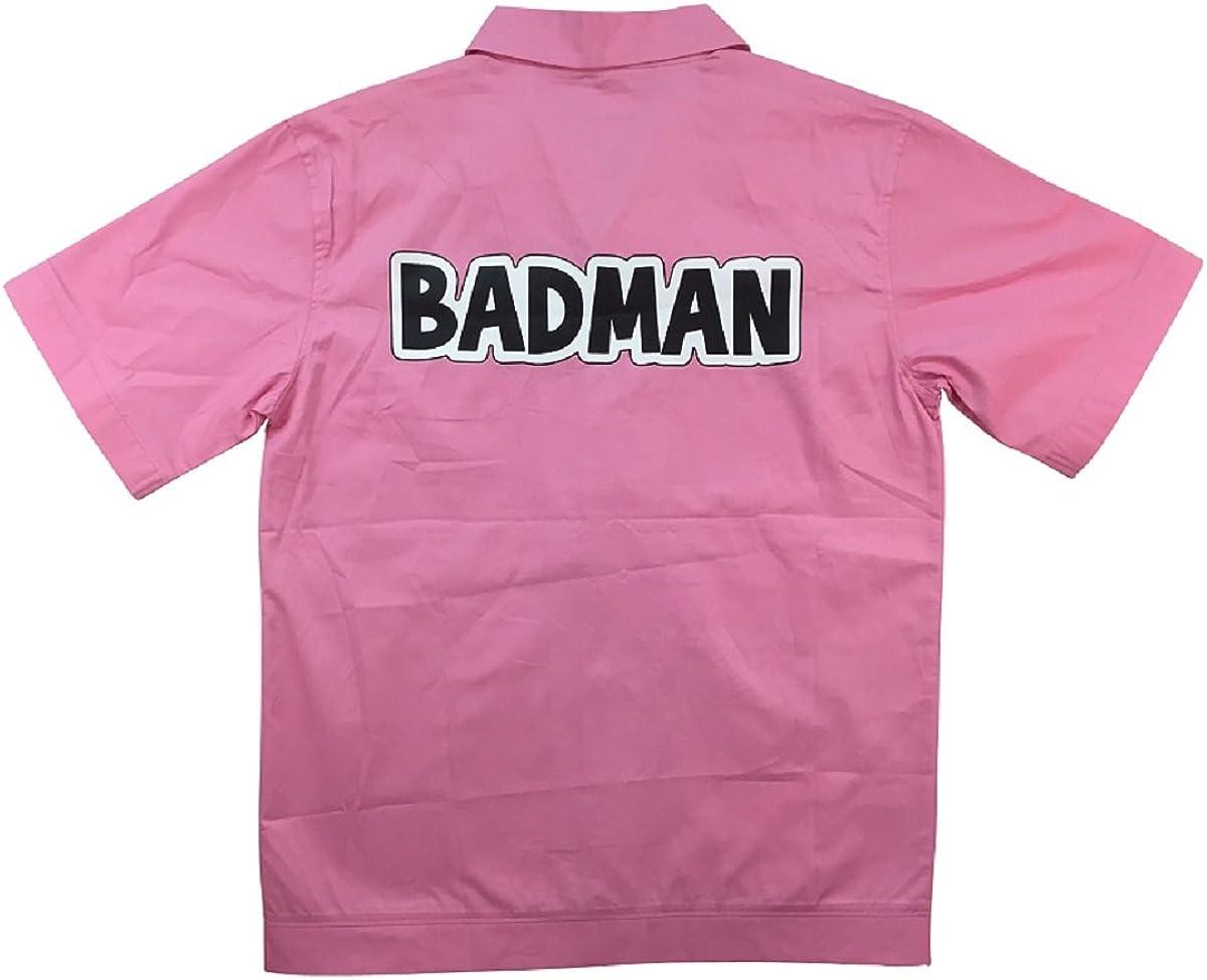 Dragon Ball Z Vegeta Badman disfraz camiseta