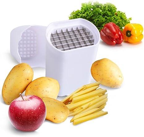 FRENCH FRY POTATO CHIP CUT CUTTER VEGETABLE FRUIT SLICER CHOPPER CHIPPER DICER