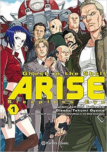 Ghost in the Shell Arise nº 01/07: Sleepless Eye Manga Seinen: Amazon.es: Oyama, Takumi, Daruma: Libros