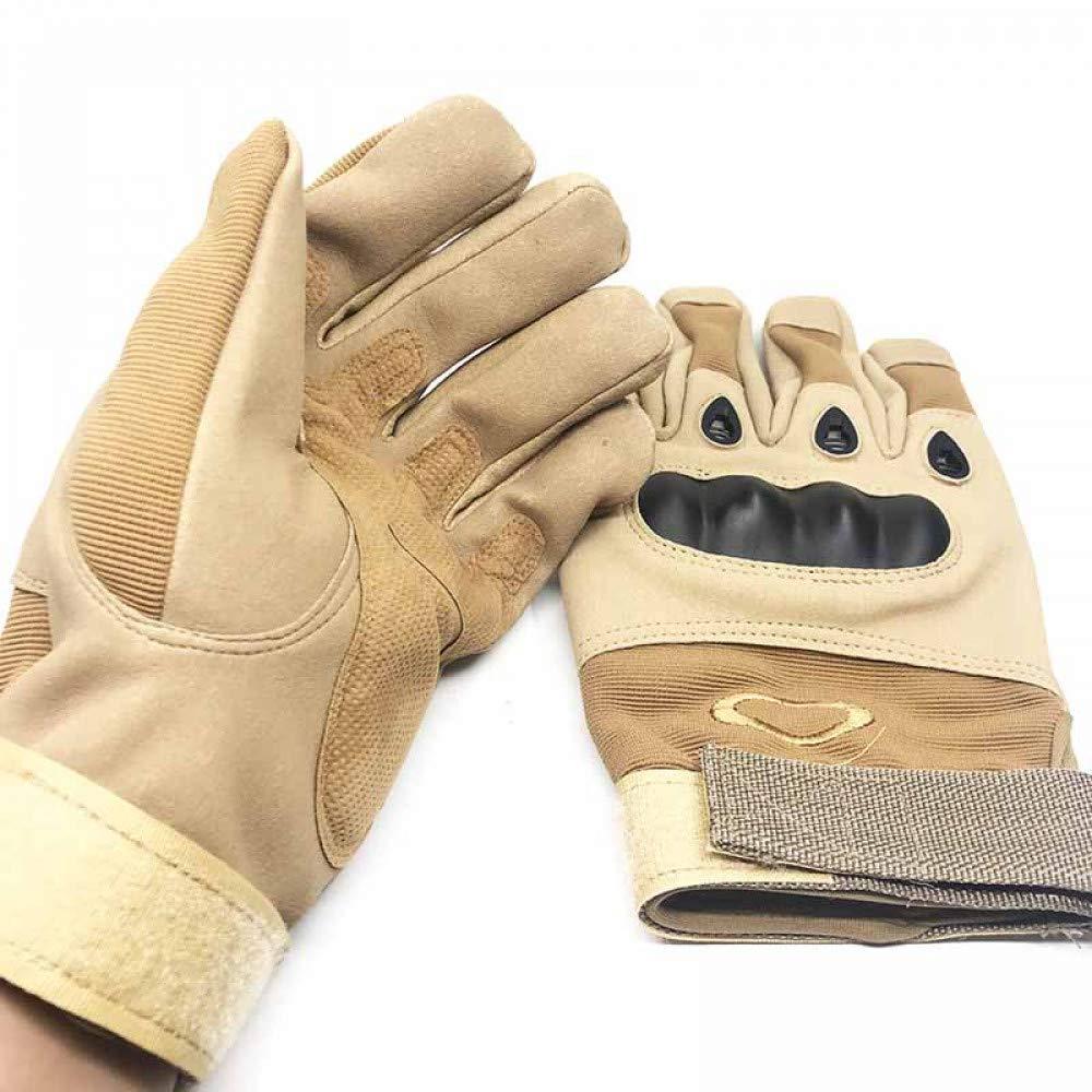 GLOVESCOA Taktische Handschuhe Männer Outdoor Militär Vollfinger Sport Handschuhe Rutschfeste Handschuhe Fingerlose Fitness Gym Handschuhe Luva Tatica Geschenk