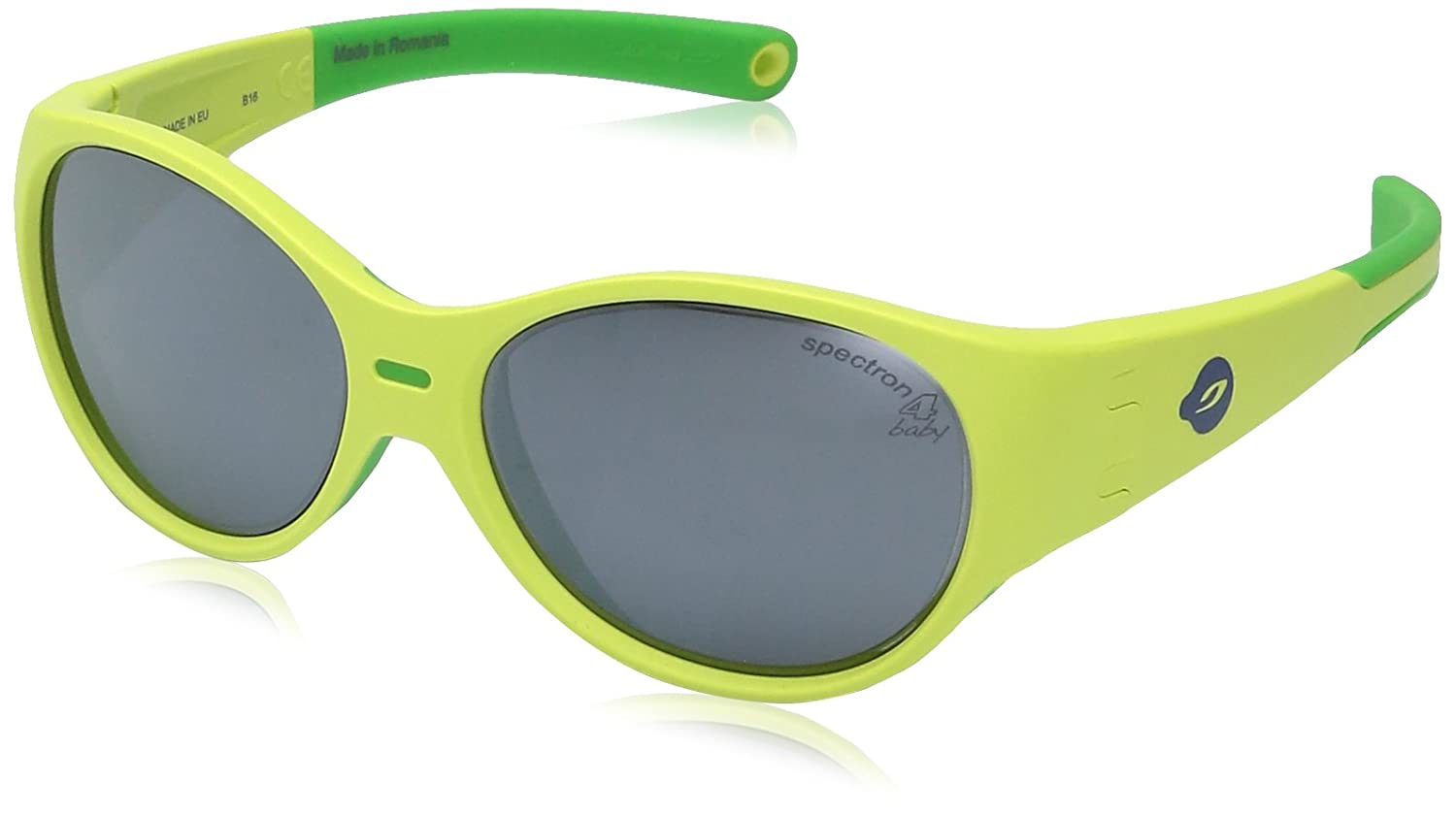 Julbo Puzzle Sunglasses Lime//Green 4-5 Years J4861216