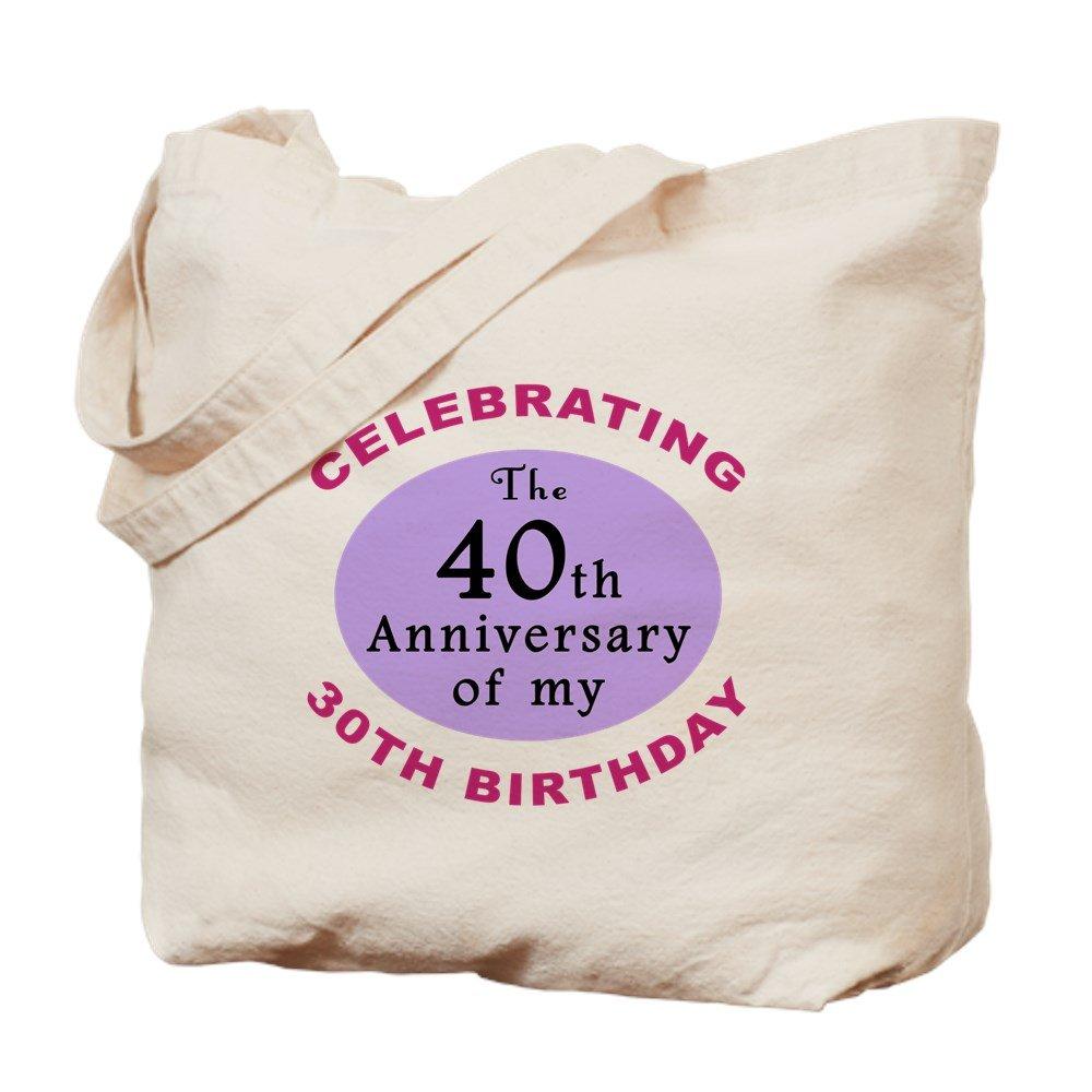 CafePress – Funny 70th Birthdayギャグ – ナチュラルキャンバストートバッグ、布ショッピングバッグ B00WJE9KRO