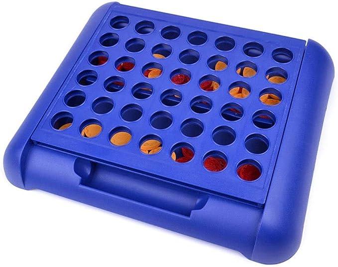 Conecta 4 Juegos Para Ni/ños Familias Fiestas 4 En Fila Bingo Juegos De Mesa Entretenimiento