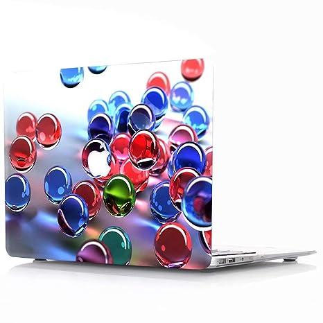 AQYLQ Funda MacBook Pro 13 2018 2017 2016 Carcasa MacBook Pro 13 para MacBook Pro 13.3 Pulgadas con/sin Touch Bar Modelo A1989/A1708/A1706 - Bola de ...