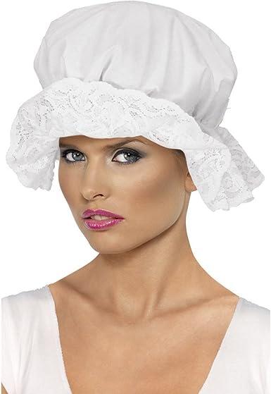 Victorian//Edwardian MOP CAP ONLY fancy dress one size