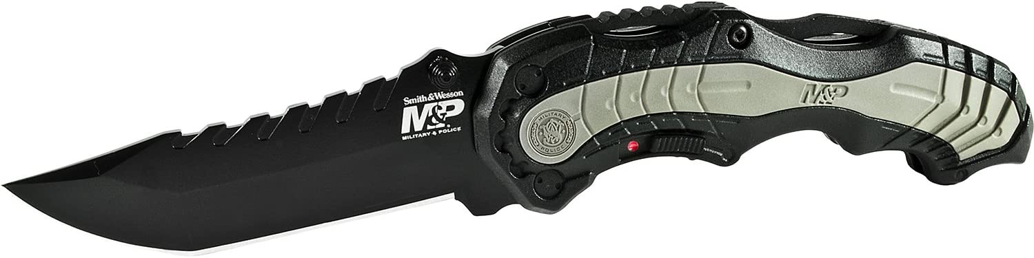 2. Smith & Wesson Military & Police M.A.G.I.C Knife