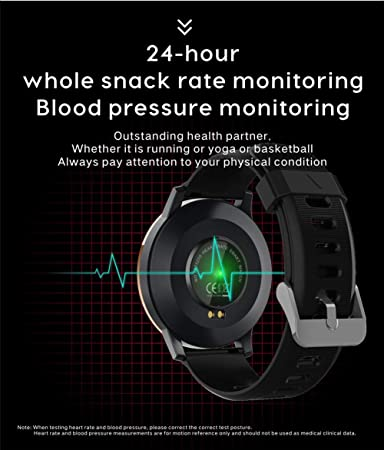 Q20 Smart Watch Android Women Fitness Tracker Monitor De Ritmo ...