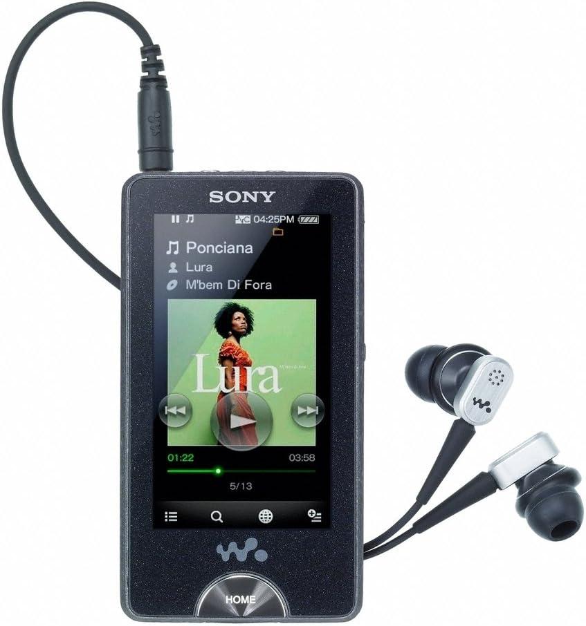 Sony Walkman Nwz X 1050 Mp3 Video Player 16 Gb 7 6 Cm 3 Zoll Oled Display Ukw Radio Wifi Podcast Usb 2 0 Schwarz Audio Hifi