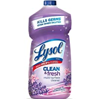 Lysol Clean & Fresh Multi-Surface Cleaner 40oz
