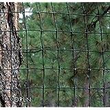 8' tall x 100' Deer Fencing Professional Tenax C-flex black polypropylene 10-15 year life