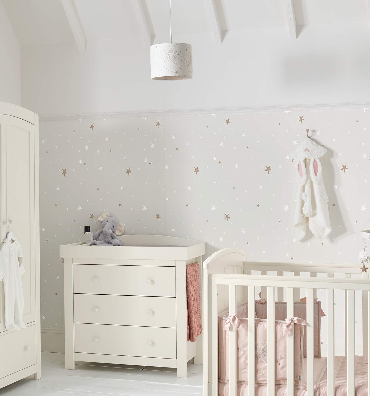 Ava Rose Mamas /& Papas Nursery D/écor Lampshade