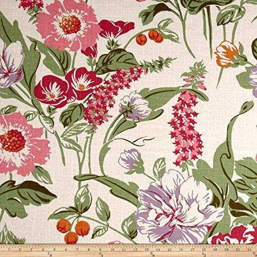 Braemore Fabrics Braemore Becca Linen Blend Springtime