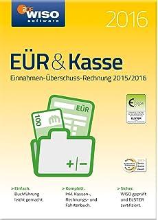 Wiso Eür Kasse 2017 Einnahmen überschuss Rechnung 20162017