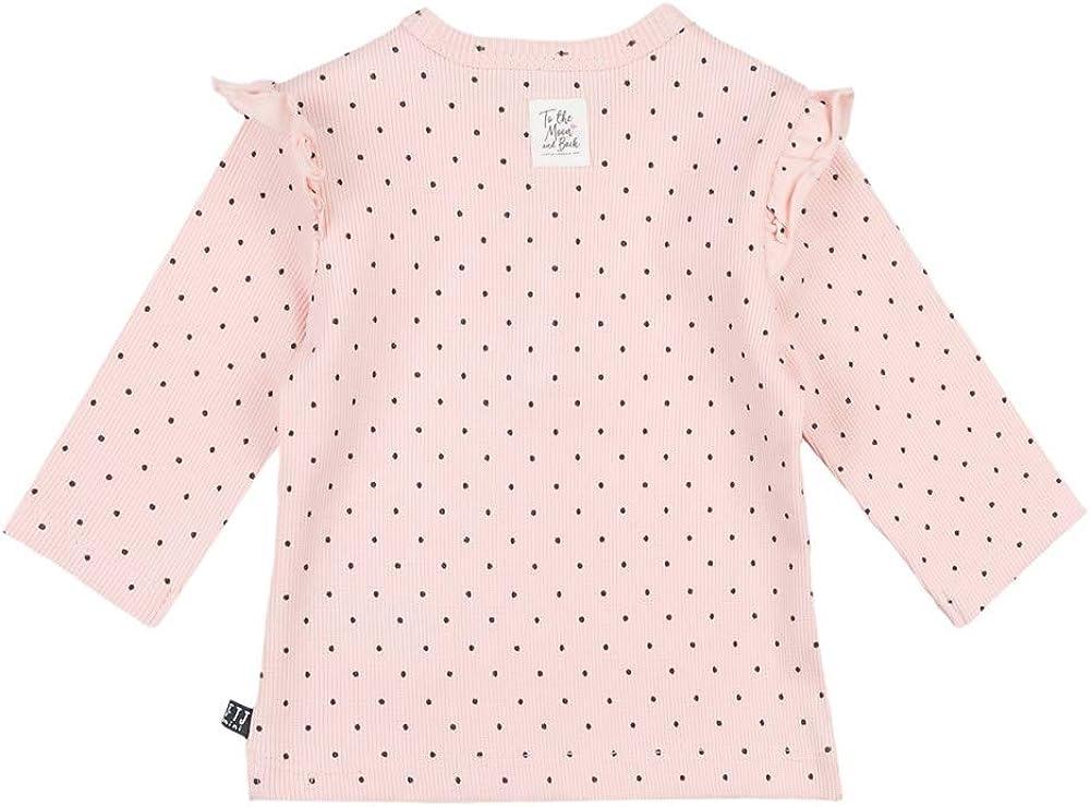 Feetje Baby-M/ädchen Langarmshirt mit Alloverprint Punkten