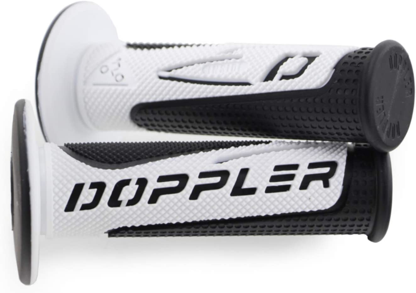 Poign/ées de guidon de moto Doppler Radical Grip 22//24-25 mm