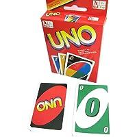 UNO kart oyunu, Uno aile için parti oyun, eğlenceli kart oyunu eski ve yeni