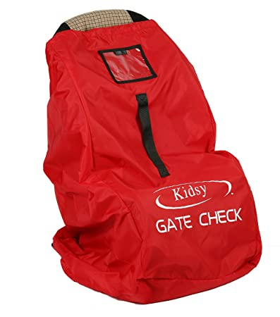 Car Seat Travel Bag Heavy Duty Gate Check Bag For Air Travel Carry Your Child S Car Seat Without