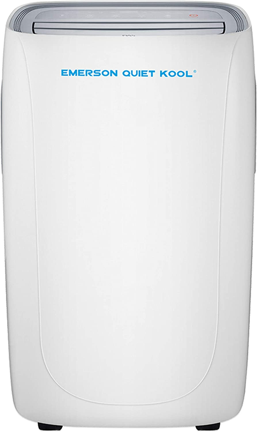 Emerson Quiet Kool EAPC12RD1 Portable Air Conditioner with Remote Control for Rooms up to 400-Sq. Ft.