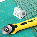 SOMOLUX Rotary Cutter with 45mm 5 Pcs Replace