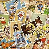 Fancyoung 32 PCS 1 Set Vintage Retro Old Cartoon