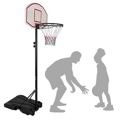Amazon.com: Nouva Soporte de aro de baloncesto portátil ...