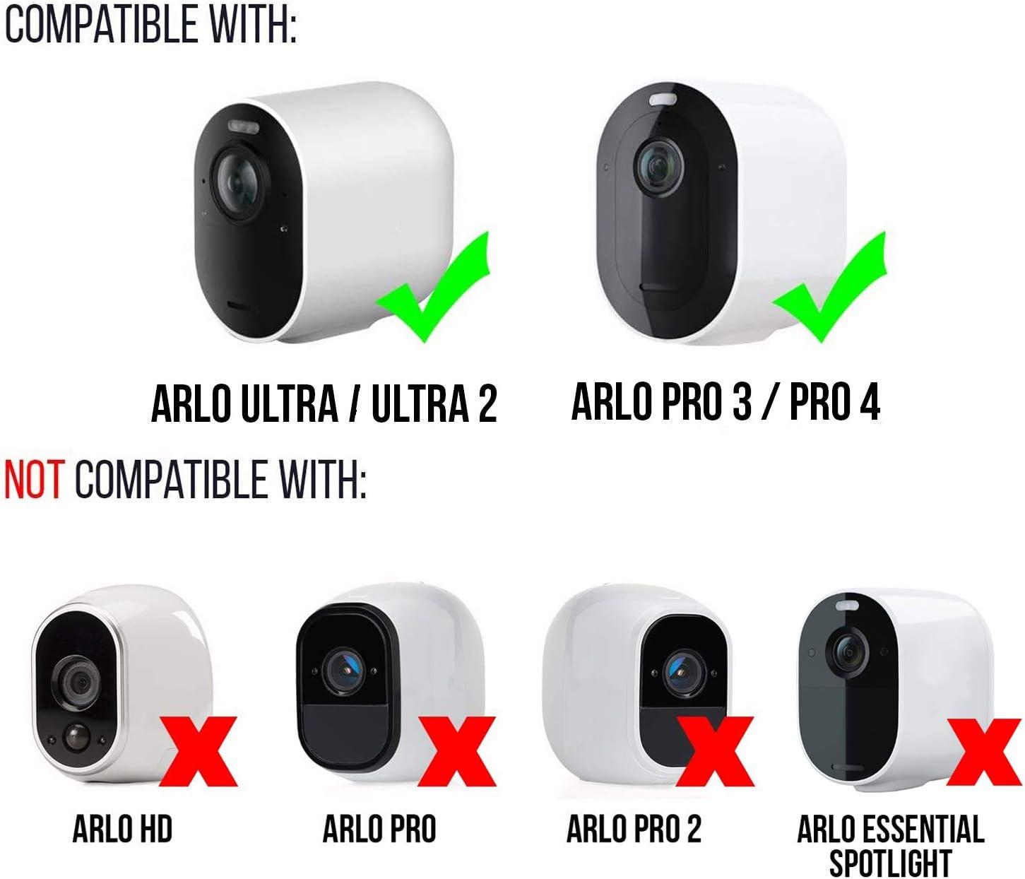 Ghillie Skin Kompatibel Mit Arlo Ultra Verbergen Und Kamera