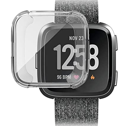 Amazon.com: Kay Cowper for Fitbit Versa Screen Protector ...