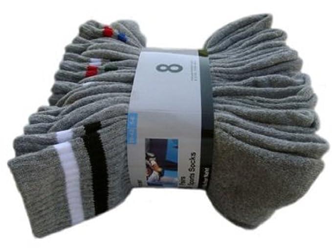 Calcetines (16 pares), en 7colores, Todo el año, Opaco