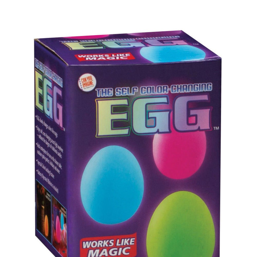 Self Color Changing Egg Visual Stim Autism Special Needs Multi Sensory Room