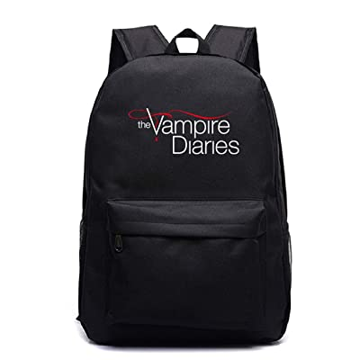 GD-Tshirt The Vampire Diaries Fans Backpack-Boys Girls Lightweight School Bag Kids Rucksack-Backpacks for Travel, Outdoor | Kids' Backpacks