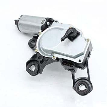 oubay Lew metal/plástico borrador Motor (trasero) Motor de limpiaparabrisas (heckscheibek Scheibe: Amazon.es: Coche y moto