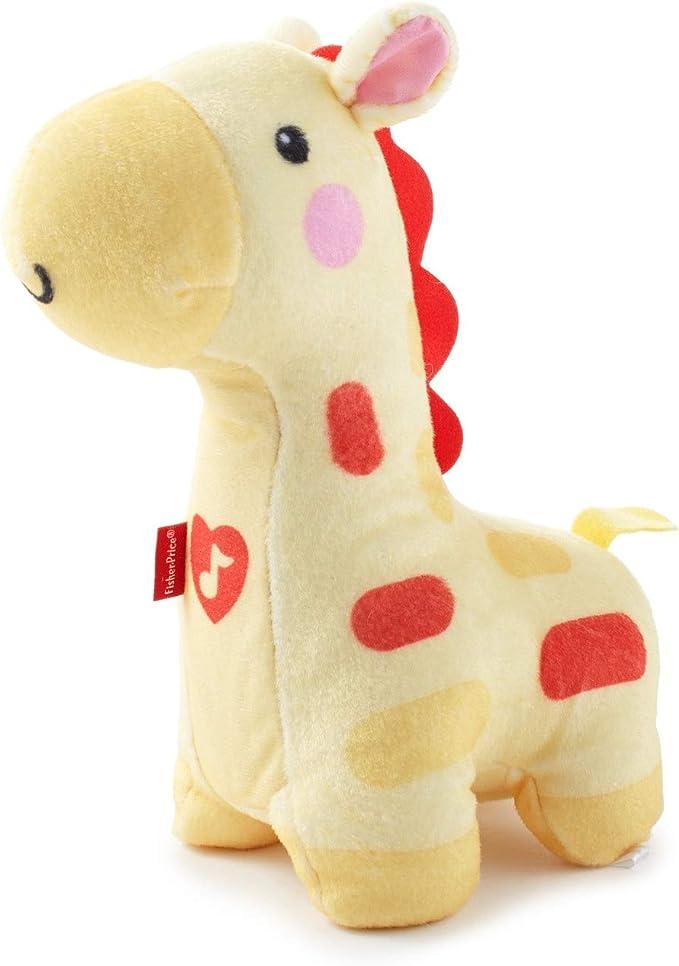Infant Baby Development Soft Giraffe Tier HandbellsIUattles Griff Spielzeug  li