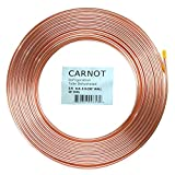 Copper tubing 5/8 inch x 50 ft Soft Type Refrigeration Pipe