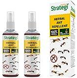STRATEGI Herbal Ant Repellent -Pack of 2