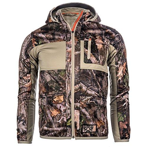 Koda Adventure Gear Kids True Timber Softshell Camo Hunting Jacket,  Kanati, - Clothes Youth Hunting